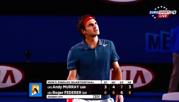 Australian Open live im TV auf Eurosport