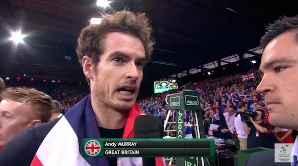 Davis-Cup Finale 2015: Großbritannien bezwingt Belgien