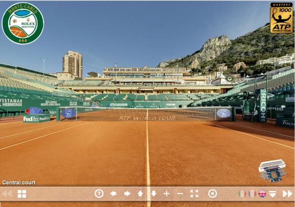 Monte Carlo Masters 2014 (Tennis) im Live-Stream, TV