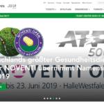 Noventi Open (Halle) 2019 Tennis im Livestream & TV