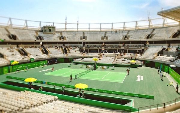 Olympic Tennis Center Rio 2016