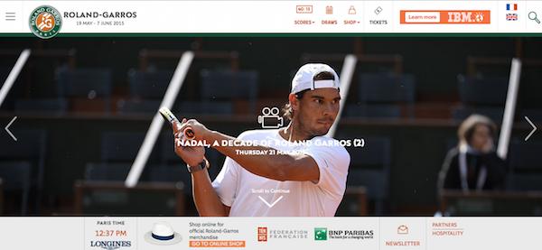 French Open 2015: Termin, Spielplan, Auslosung