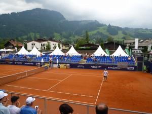 Tennis in Kitzbühel