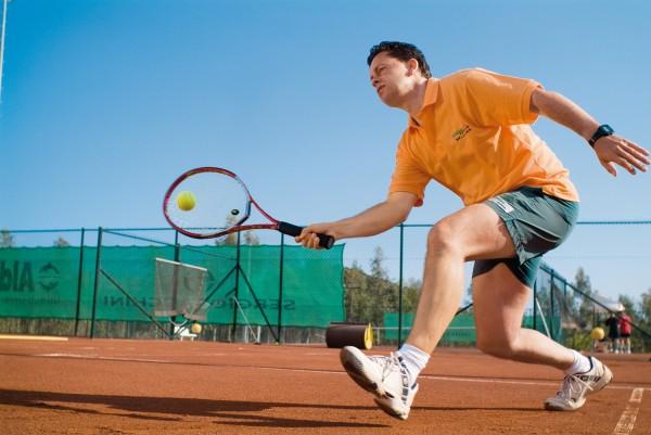 Tennisreisen zu den Aldiana-Clubhotels