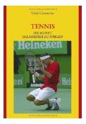 gelassener Tennis spielen