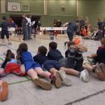 Spiel und Spaß: Das LOW-T-Ball-Spiel erleichtert den Einstieg