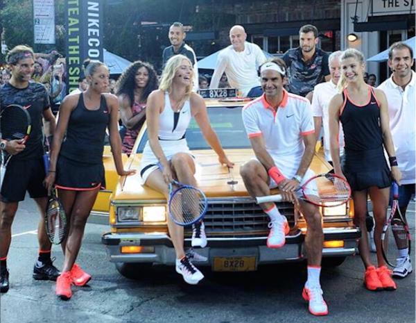 US Open 2015 Tennis Übertragung live im Fernsehen