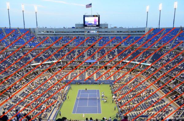 US Open Tennis 2020