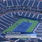 US-Open (Arthur Ashe Stadium) Flushing Meadows Park