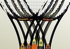 Tennisschläger Vergleich: Wilson K Blade