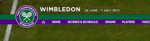 Wimbledon 2013 im Live-Stream (Internet)